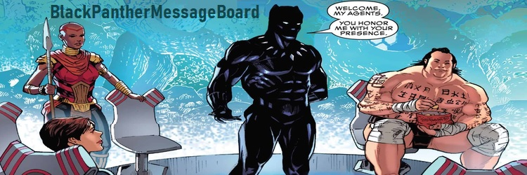 Are you ready for a new Black Panther?