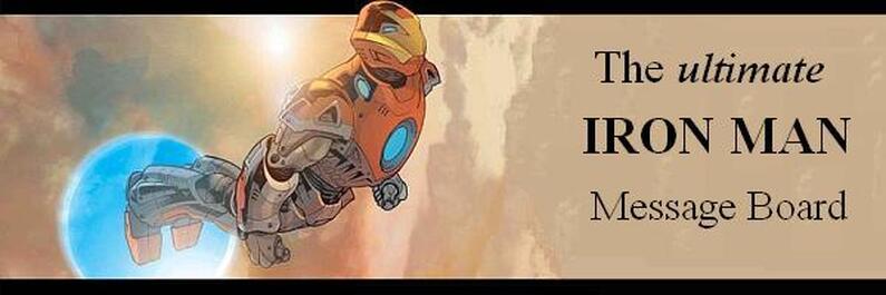 Visit Iron Man MB!