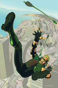 GREEN ARROW #48