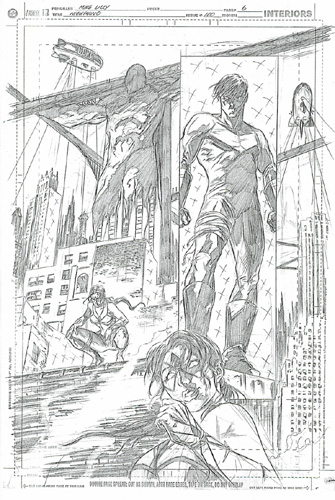 Nightwing 100 page 6