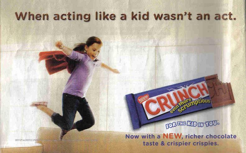 NestleCrunch