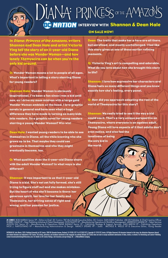 princess of the amazons
